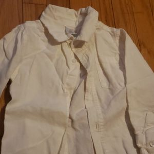 Boys White Dress Shirts First Impressions 18M Gymboree 2T Chaps 6Y